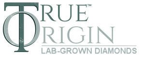 True Origin™ Lab Grown Diamond Jewelry Logo