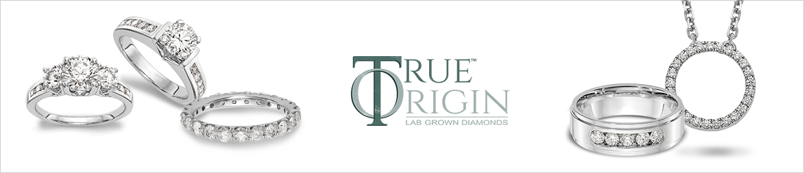 True Origin™ Lab Grown Diamond Jewelry