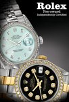 Rolex Pre-Owned Watches Logo