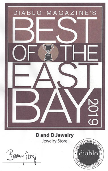 Diablo magazine Best Jewelry Store 2019