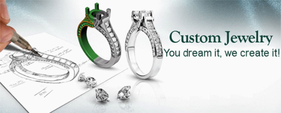 Custom Design Jewelry Services